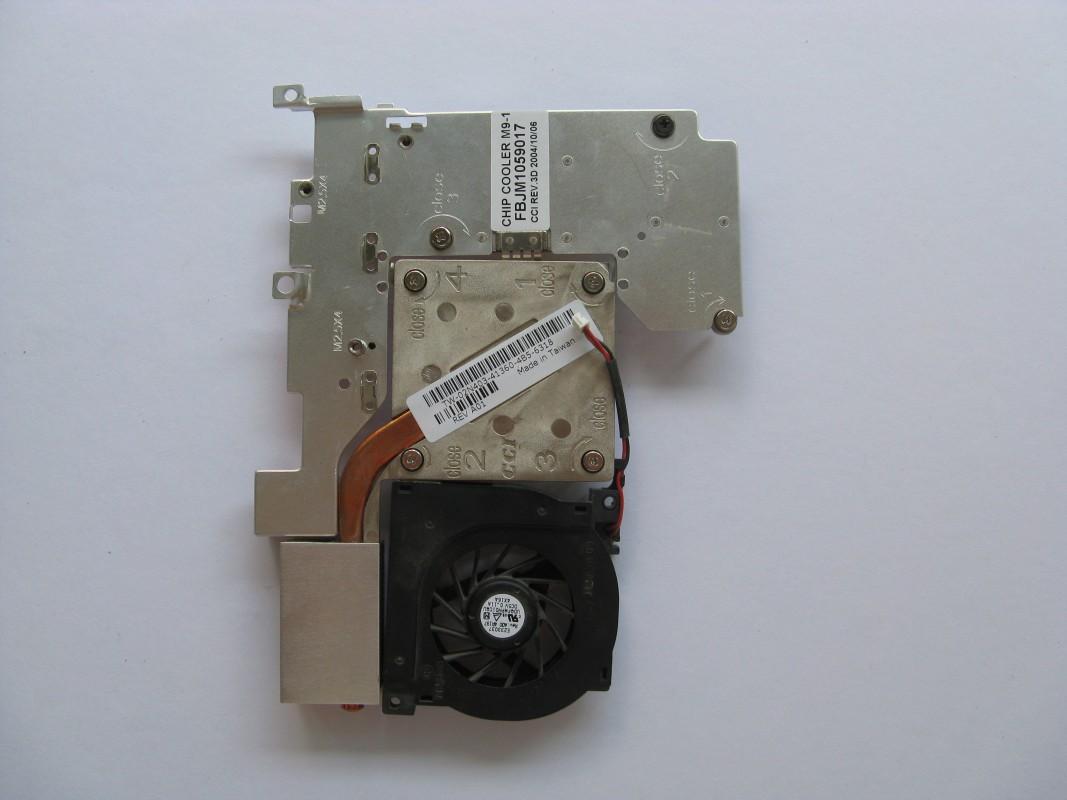 Ventilátor pro DELL D600