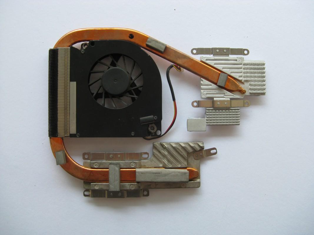 Ventilátor pro Acer TravelMate 7720G
