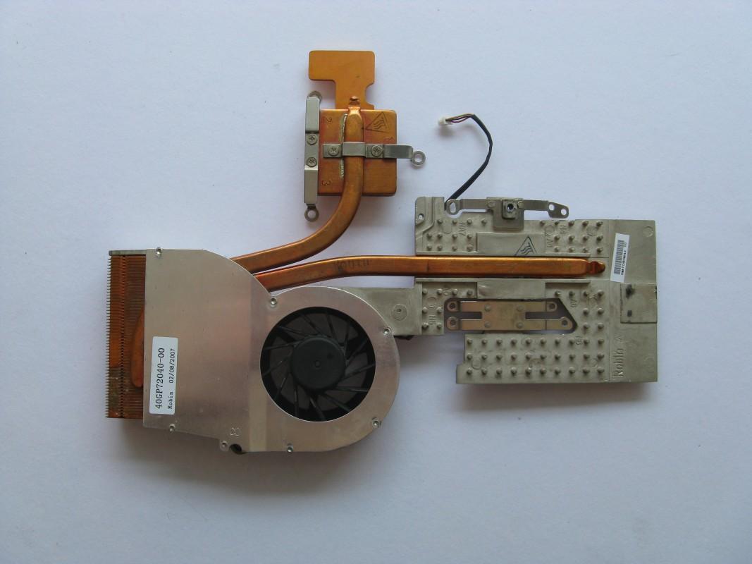Ventilátor pro Fujitsu Siemens Amilo Xi1526