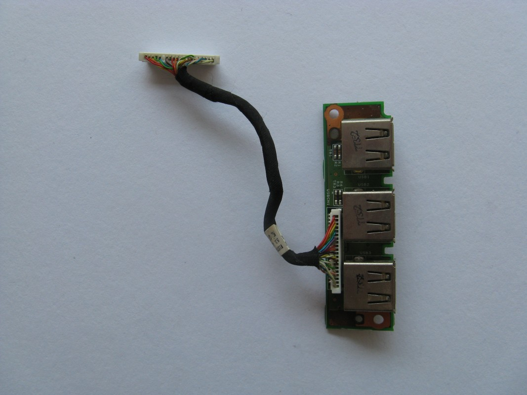 USB konektory pro Acer TravelMate 7720G