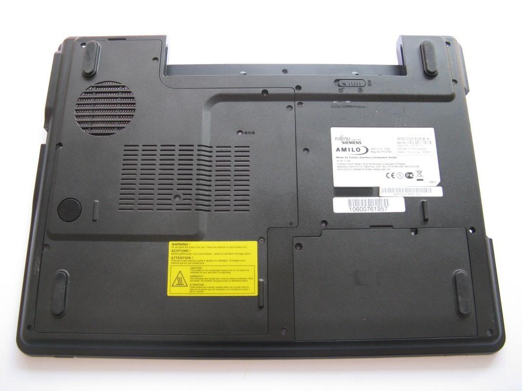 Spodní kryt pro Fujitsu Siemens Amilo Pi1556