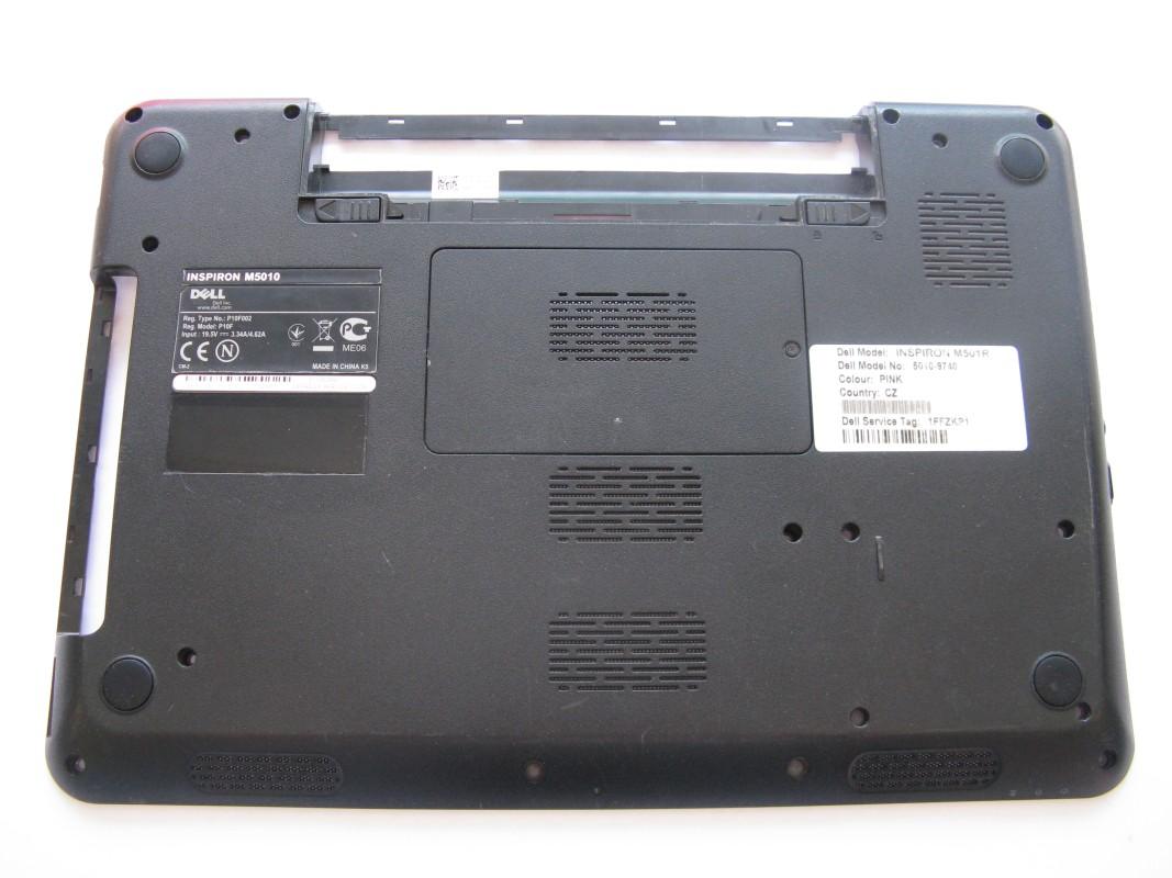 Spodní kryt pro DELL Inspiron M5010