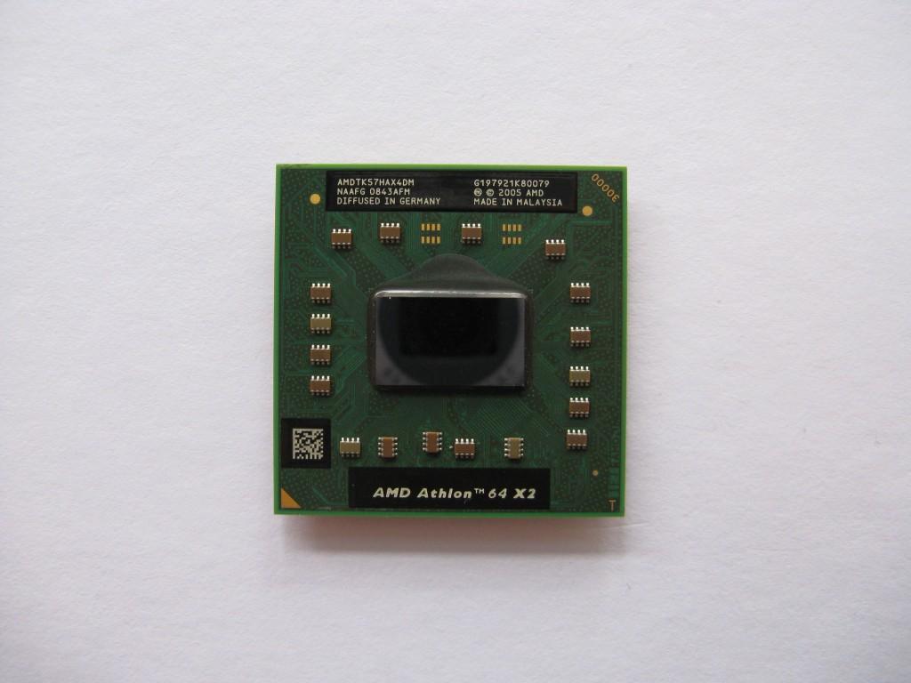 AMD Athlon 64 X2 TK-57, 1.9GHz