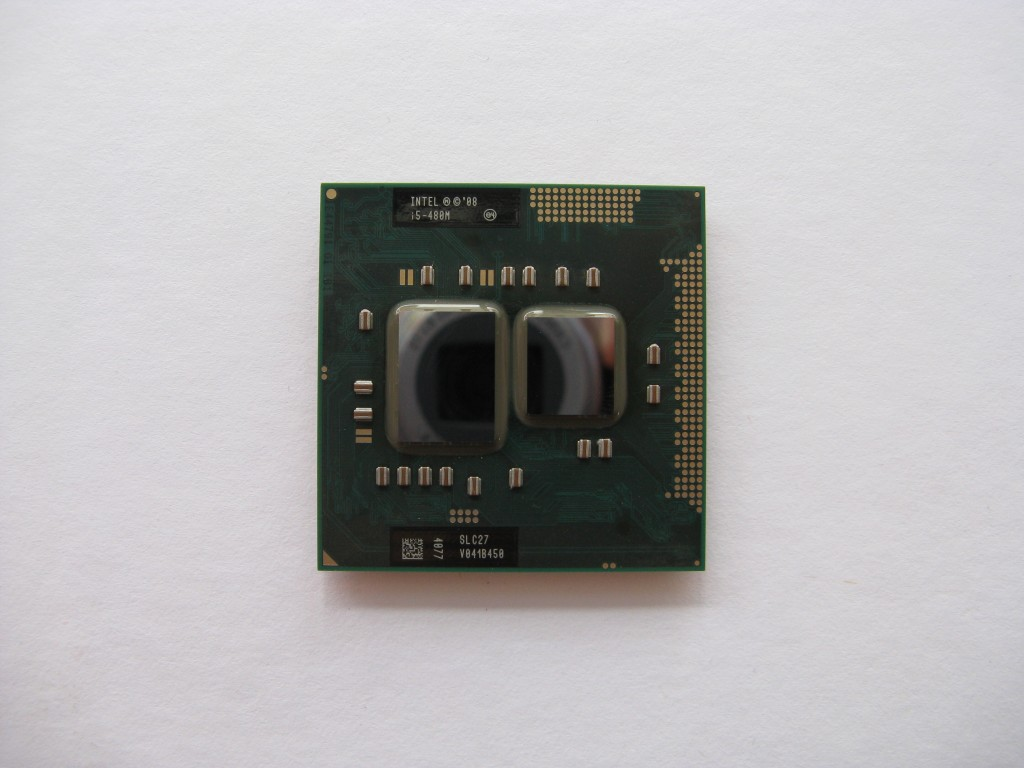 Intel Core i5-480M, 2.66GHz