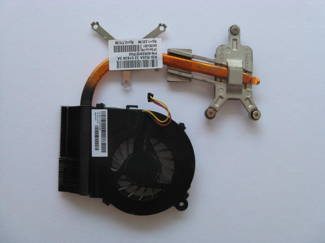 Ventilátor pro HP Pavilion g6-1010sc
