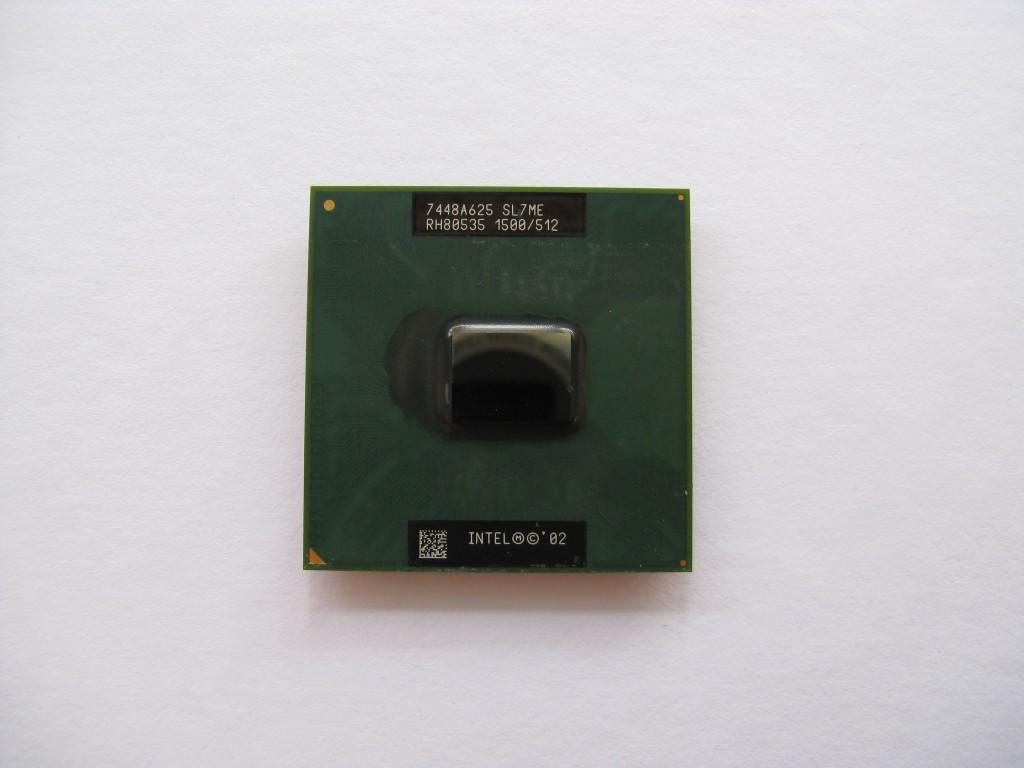 Intel Celeron M 340, 1.5GHz