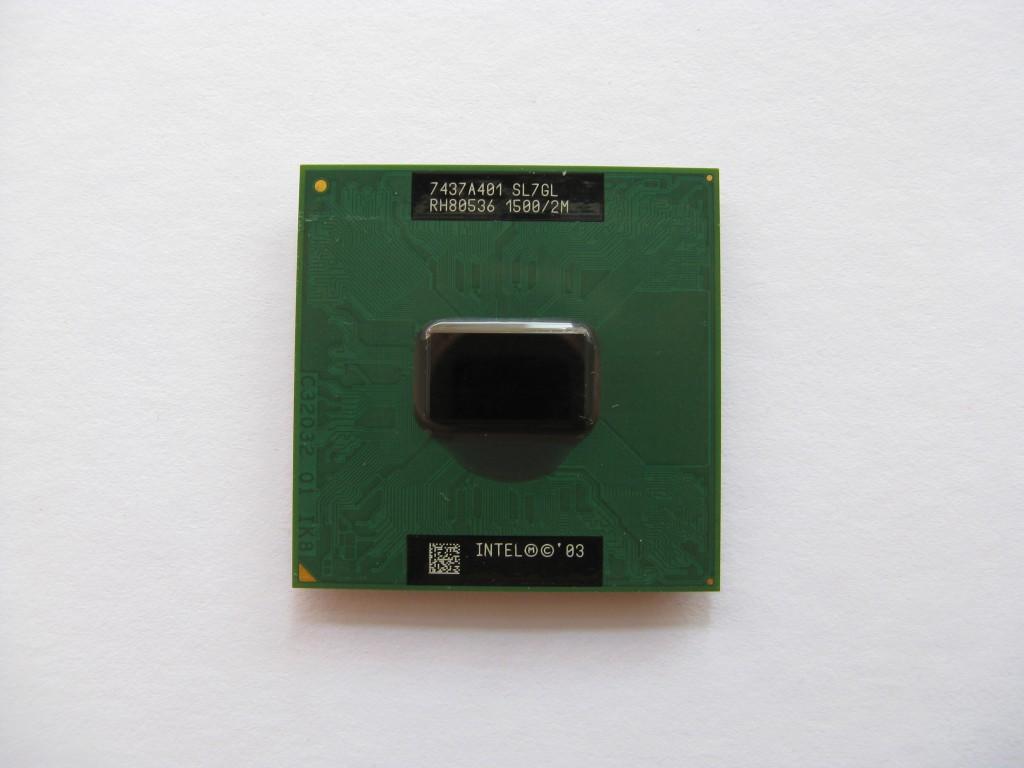 Intel Pentium M 715, 1.5GHz