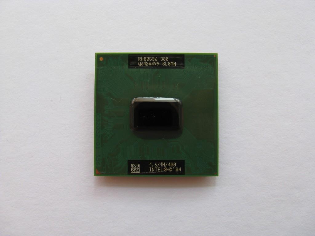 Intel Celeron M 380, 1.6GHz