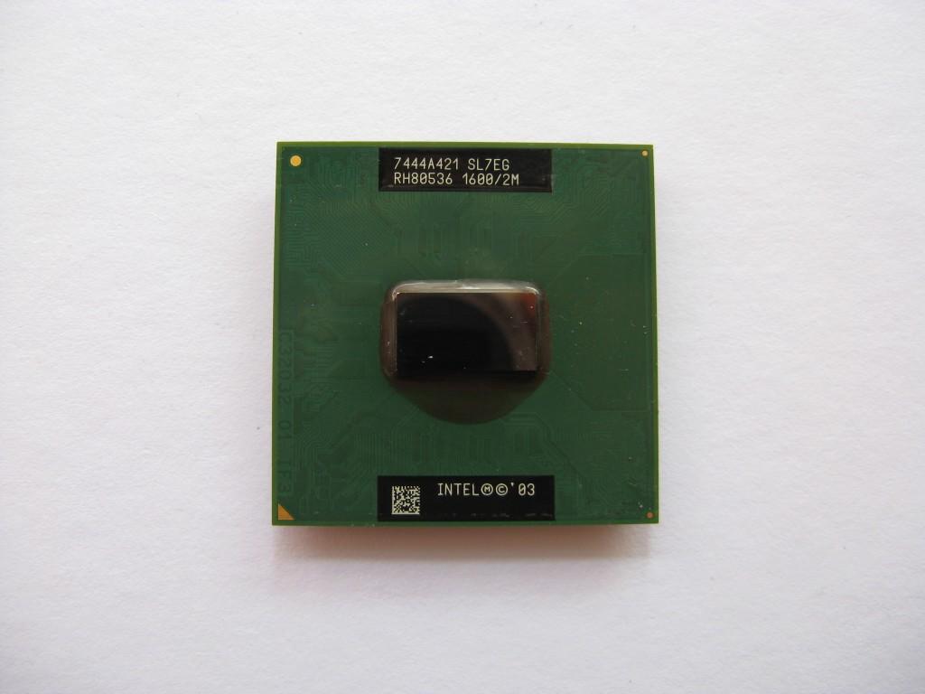 Intel Pentium M 725, 1.6GHz