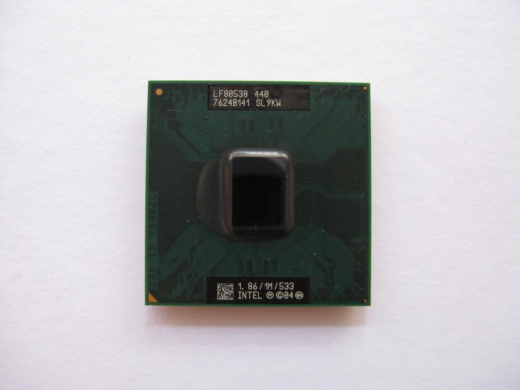 Intel Celeron M 440, 1.8GHz