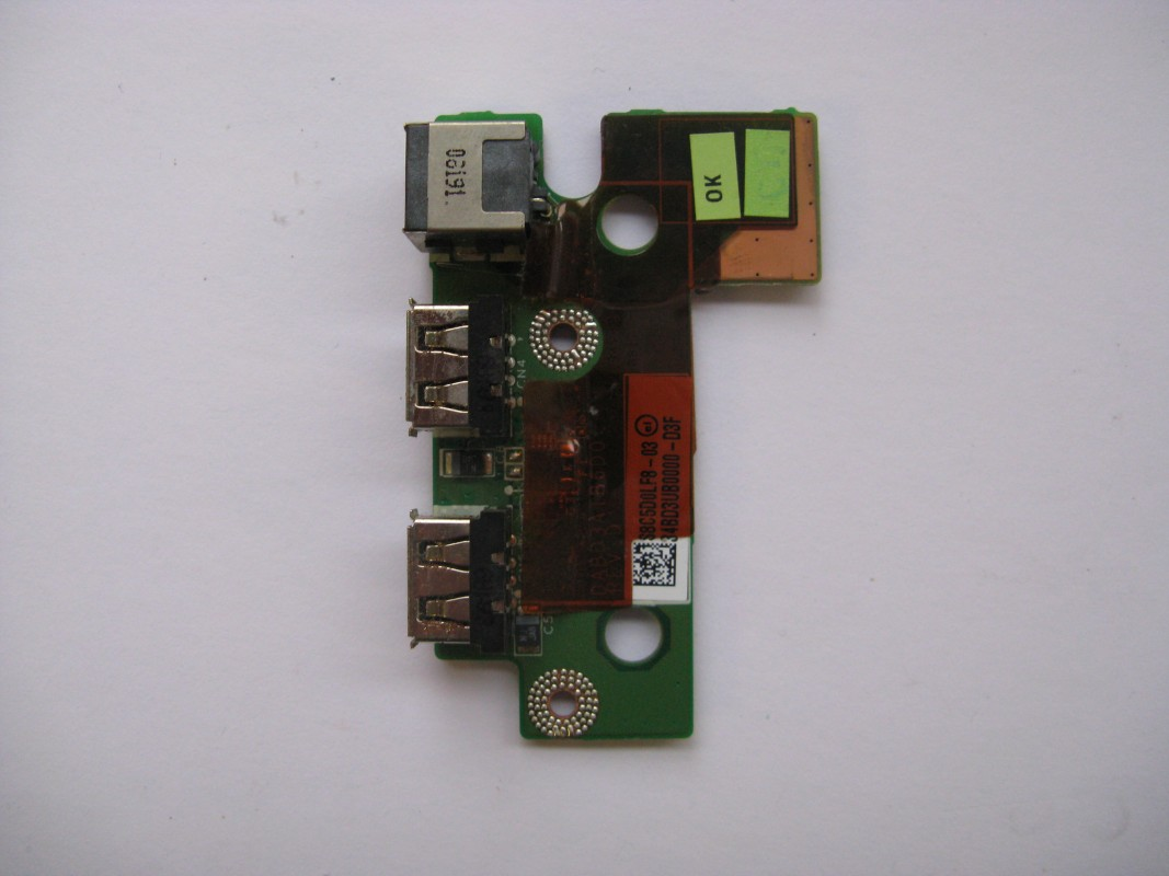 USB konektory pro Toshiba Satellite A300D-126