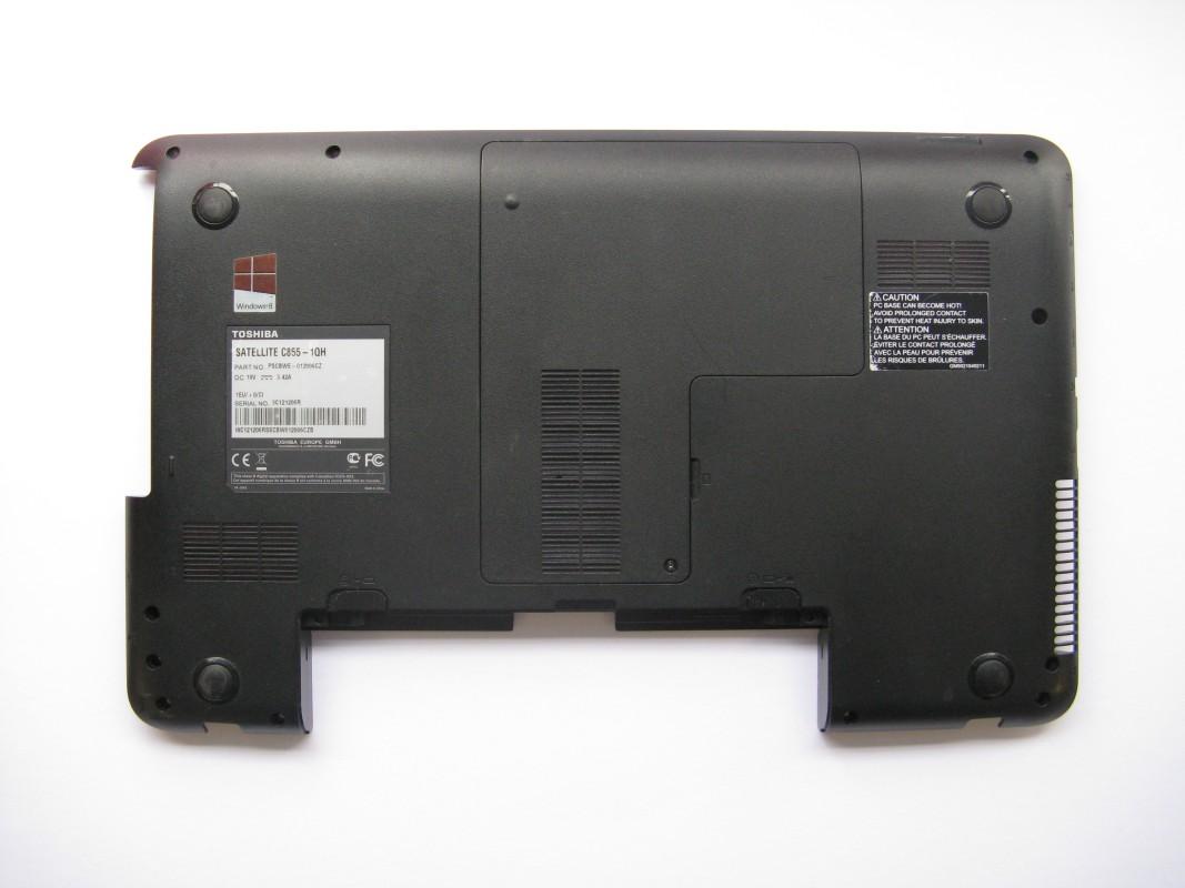 Spodní kryt pro Toshiba Satellite C855-1QH