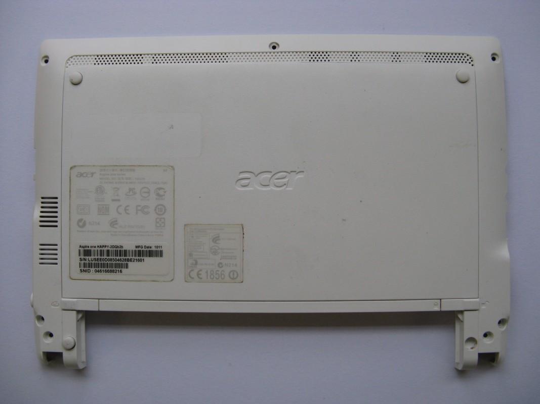 Spodní kryt pro Acer Aspire One HAPPY