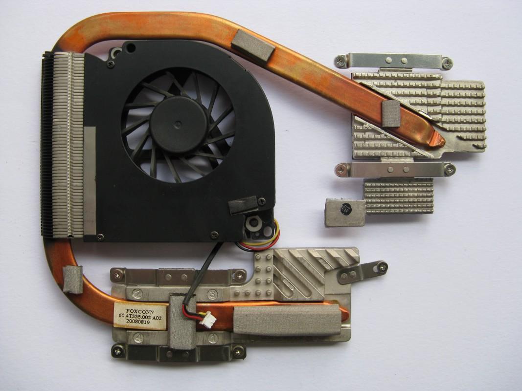 Ventilátor pro Acer Extensa 5620