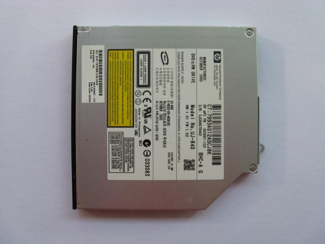DVD vypalovačka pro HP CompaQ nx6110