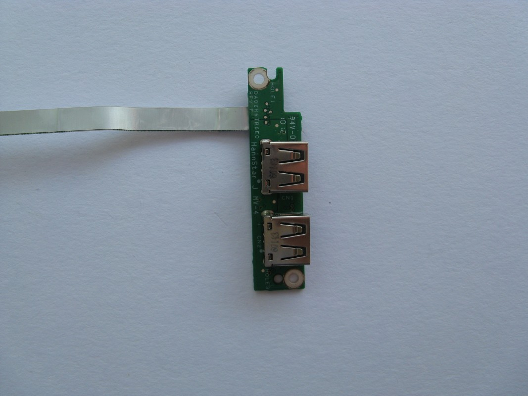 USB konektory pro Acer Extensa 5635z