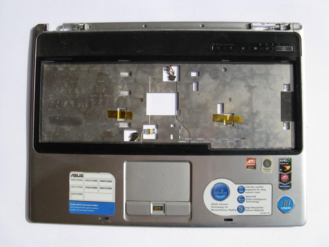Vrchní kryt pro Asus M51TR