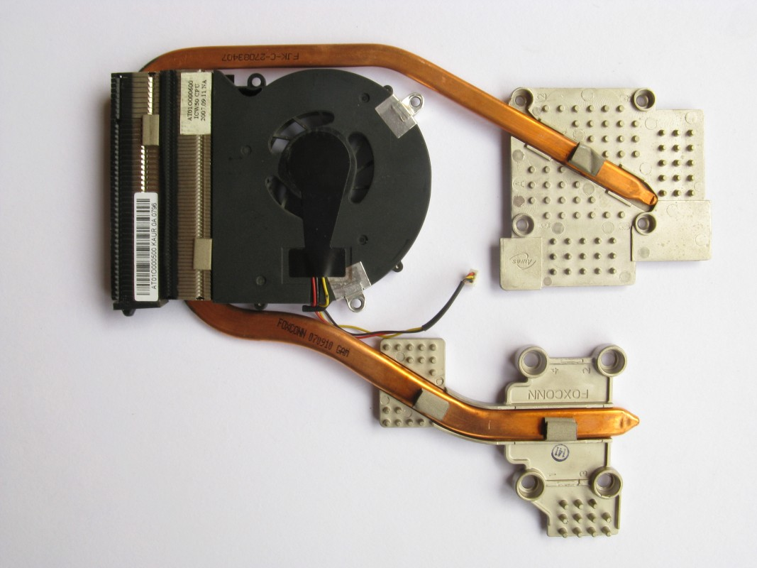 Ventilátor pro Acer Aspire 5520G