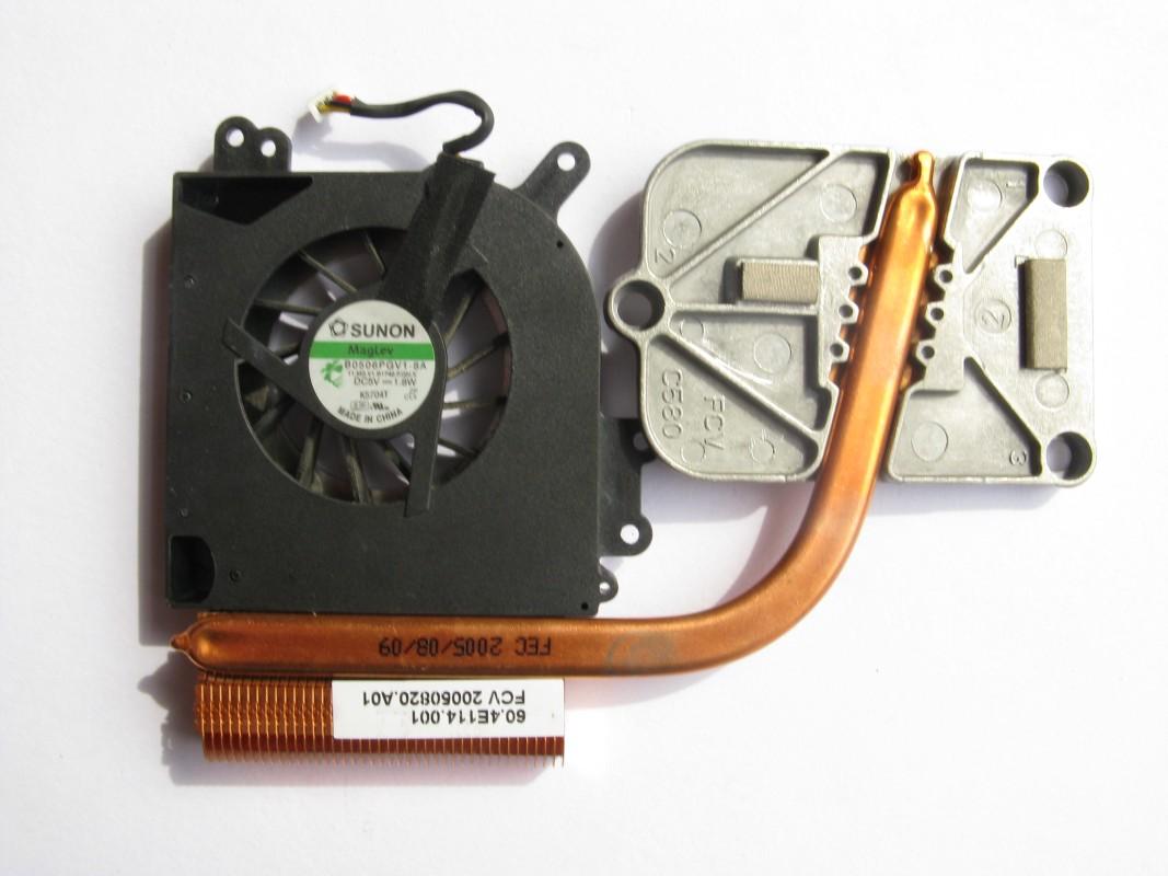 Ventilátor pro Acer TravelMate 2413LMi