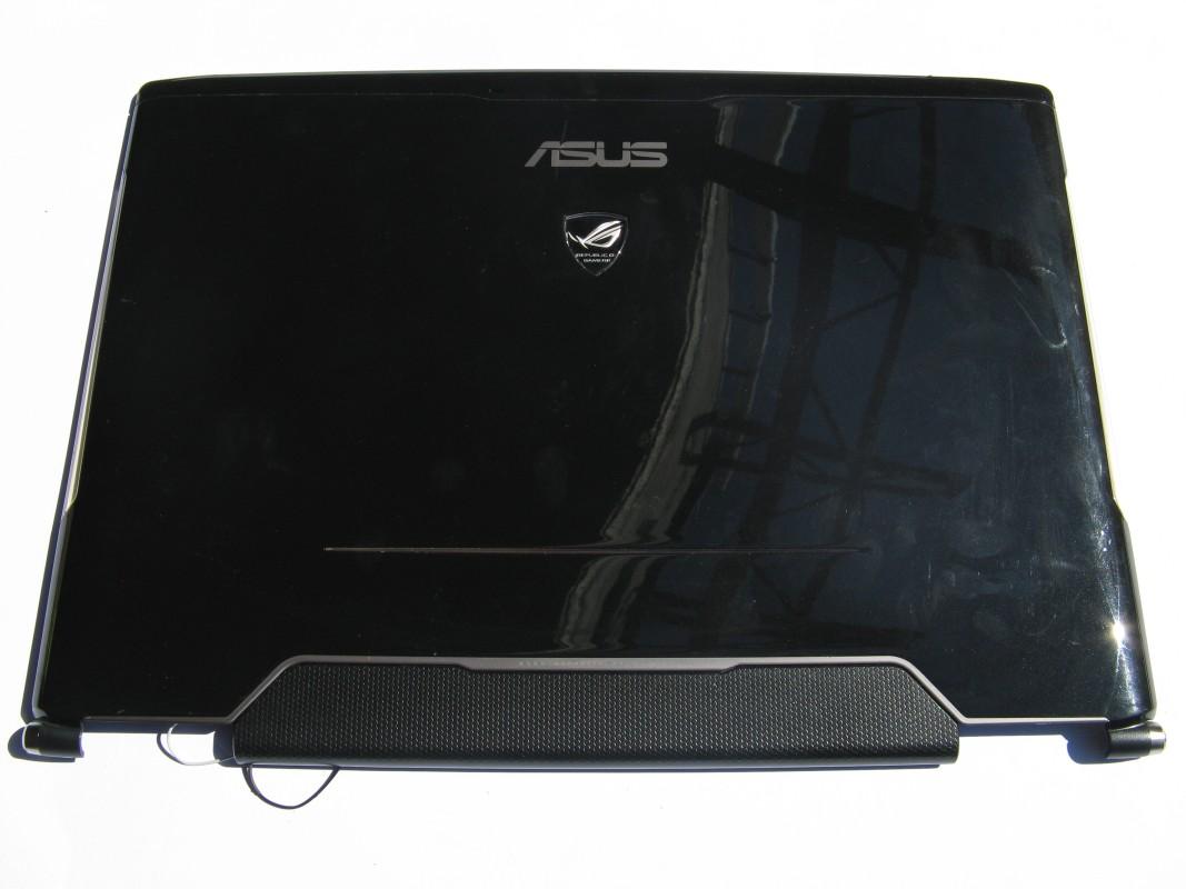 Zadní kryt LCD pro Asus G71GX