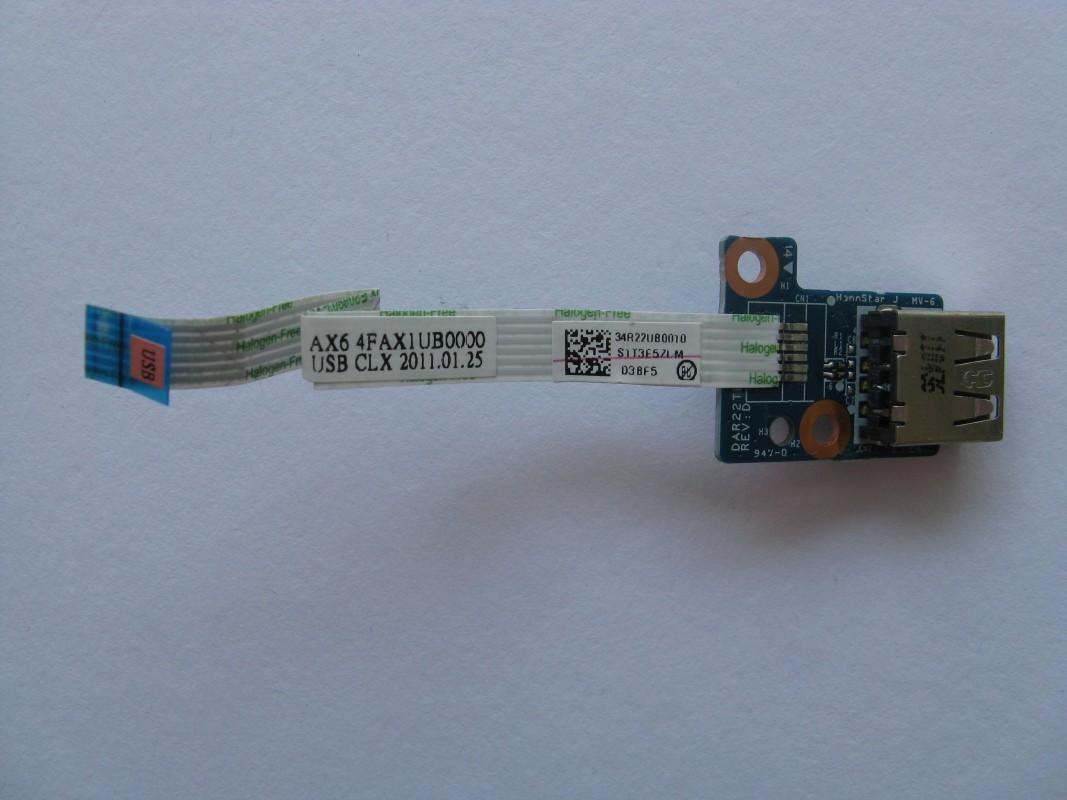 USB konektory pro HP Pavilion G6-1270