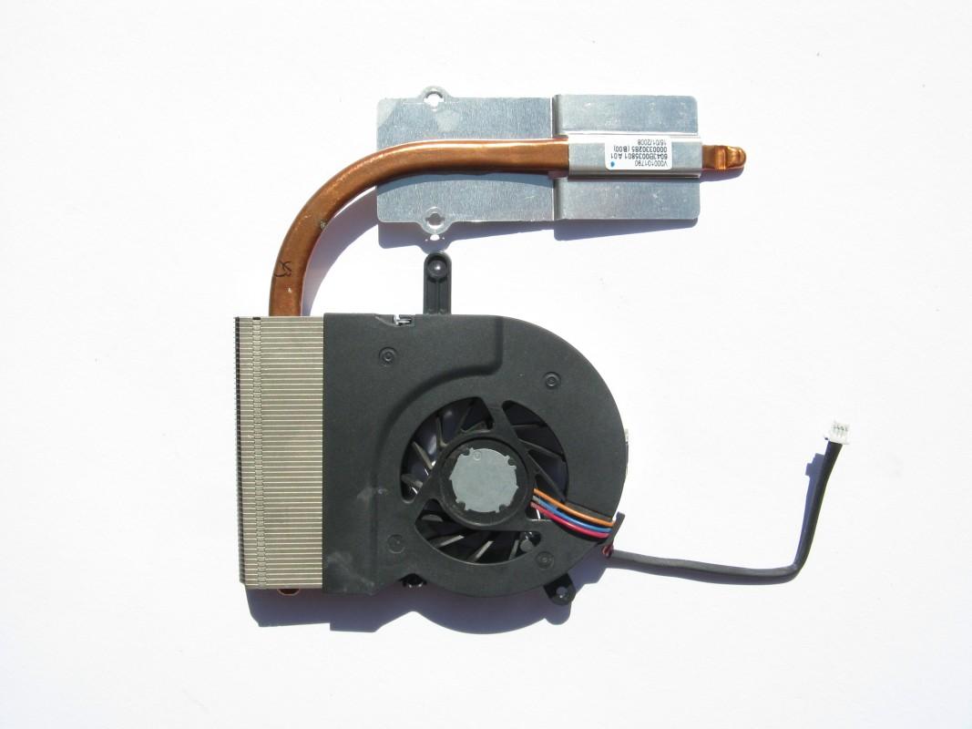 Ventilátor pro Toshiba Satellite A210-19D
