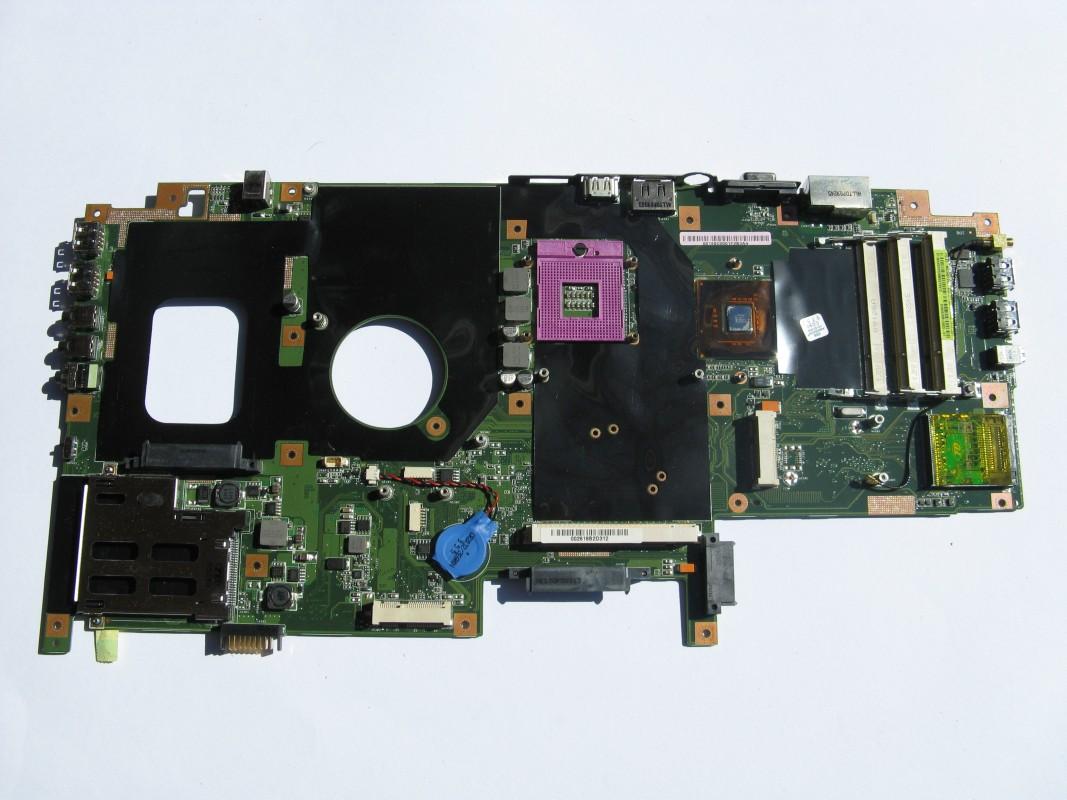 Základní deska pro Asus G71GX