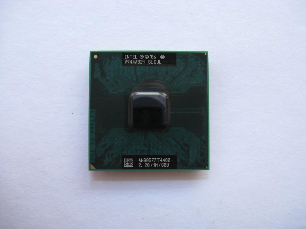 Intel Pentium T4400, 2.2GHz
