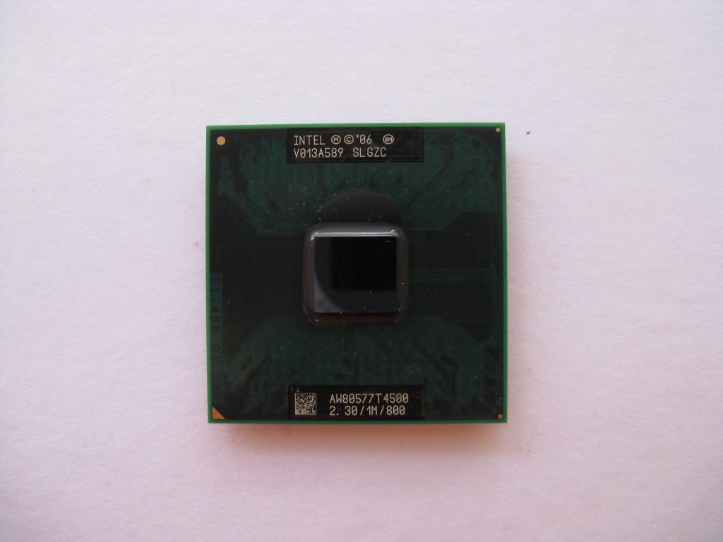 Intel Pentium Dual Core T4500, 2.3GHz