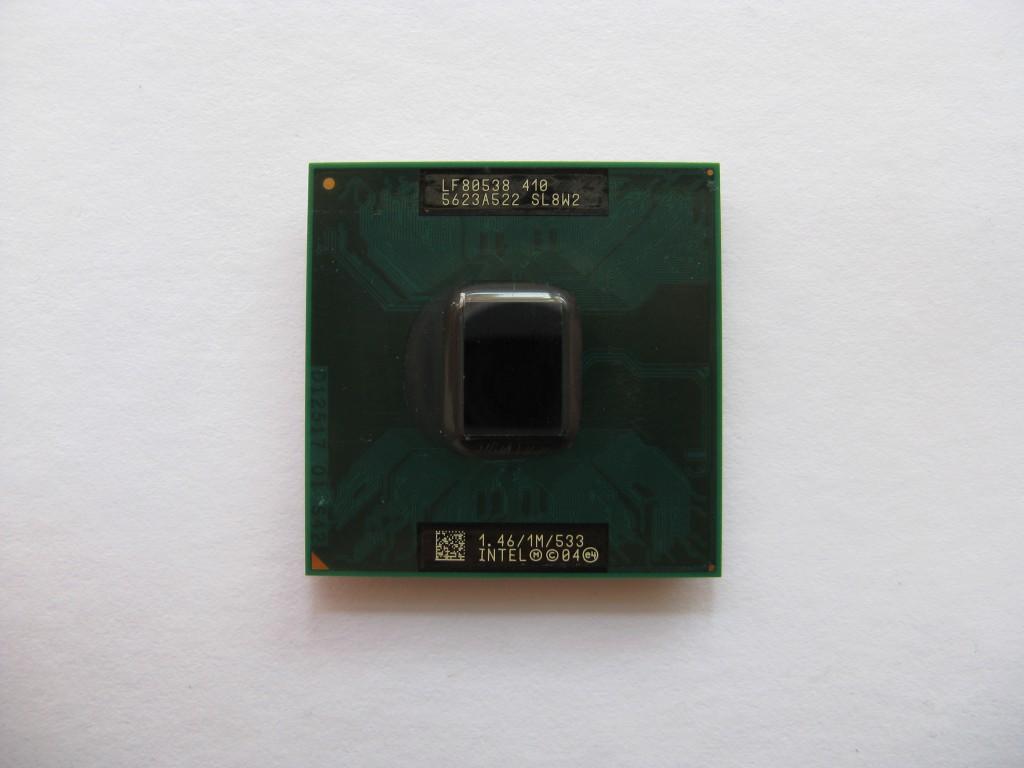 Intel Celeron M 410, 1.4GHz