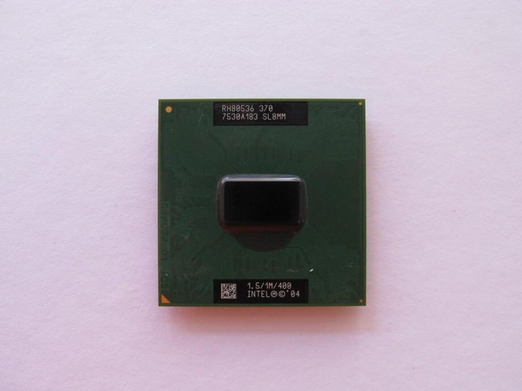 Intel Celeron M 370, 1.5GHz