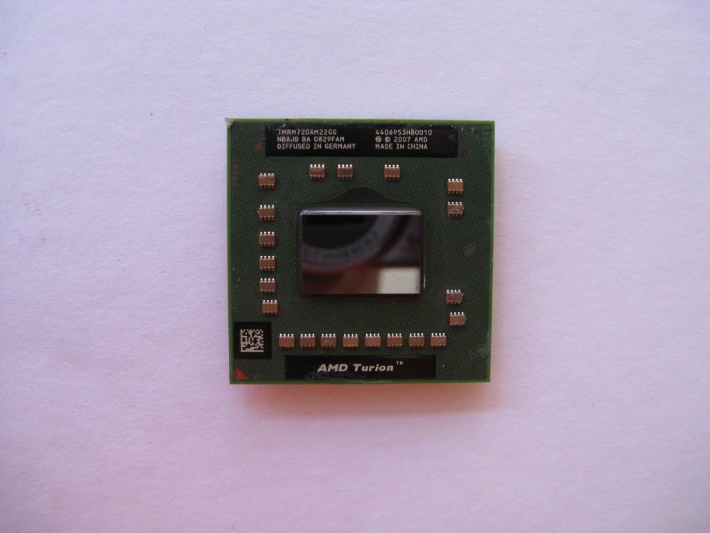 AMD Turion 64 X2 RM-72, 2.1GHz
