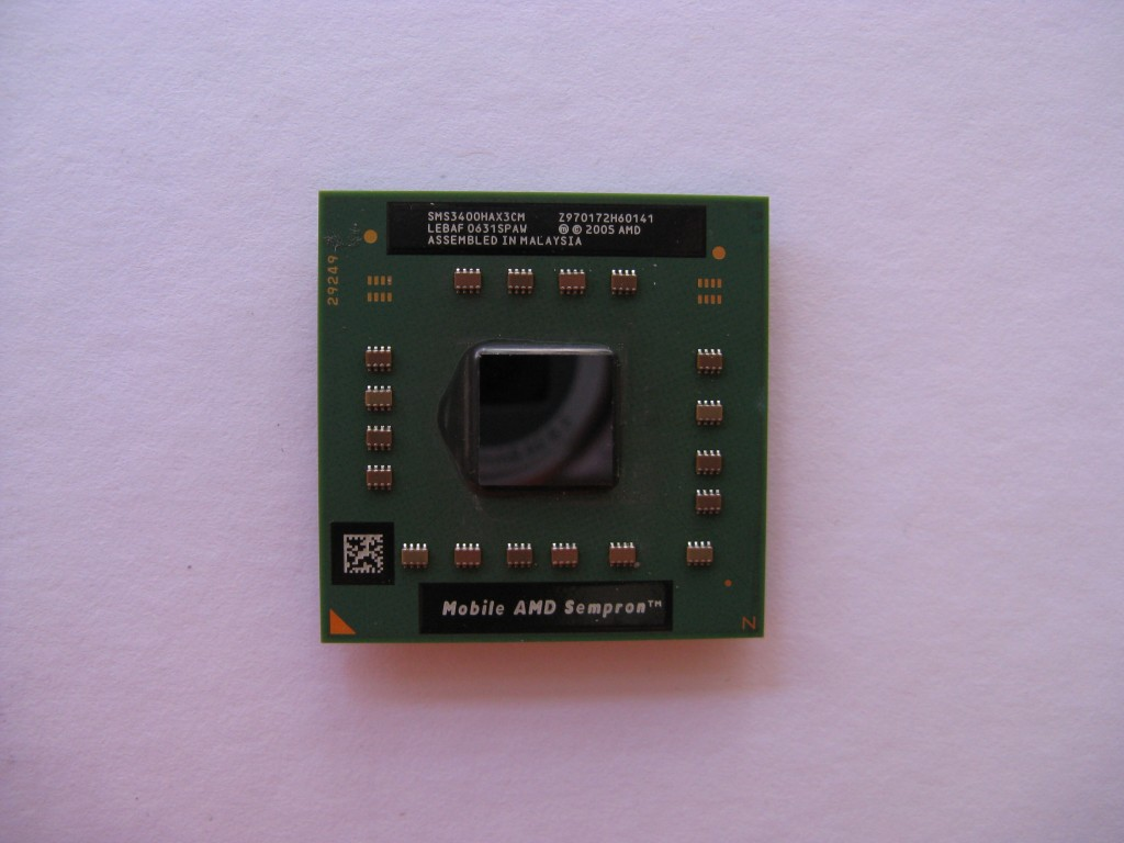 AMD Mobile Sempron 3400+, 1.8GHz