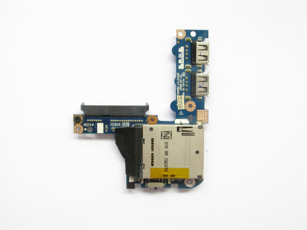 USB konektory pro Acer Aspire One D250