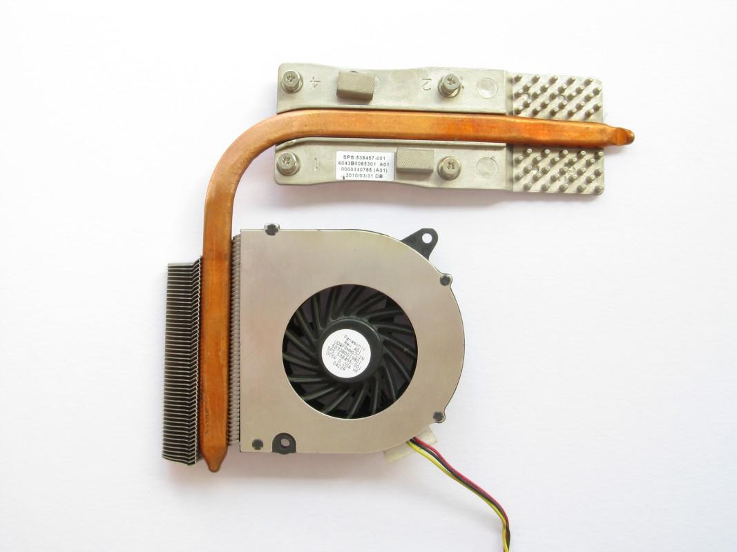 Ventilátor pro HP CompaQ 610