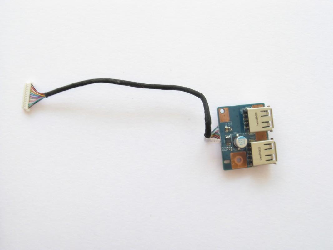 USB konektory pro Acer Aspire 5542G
