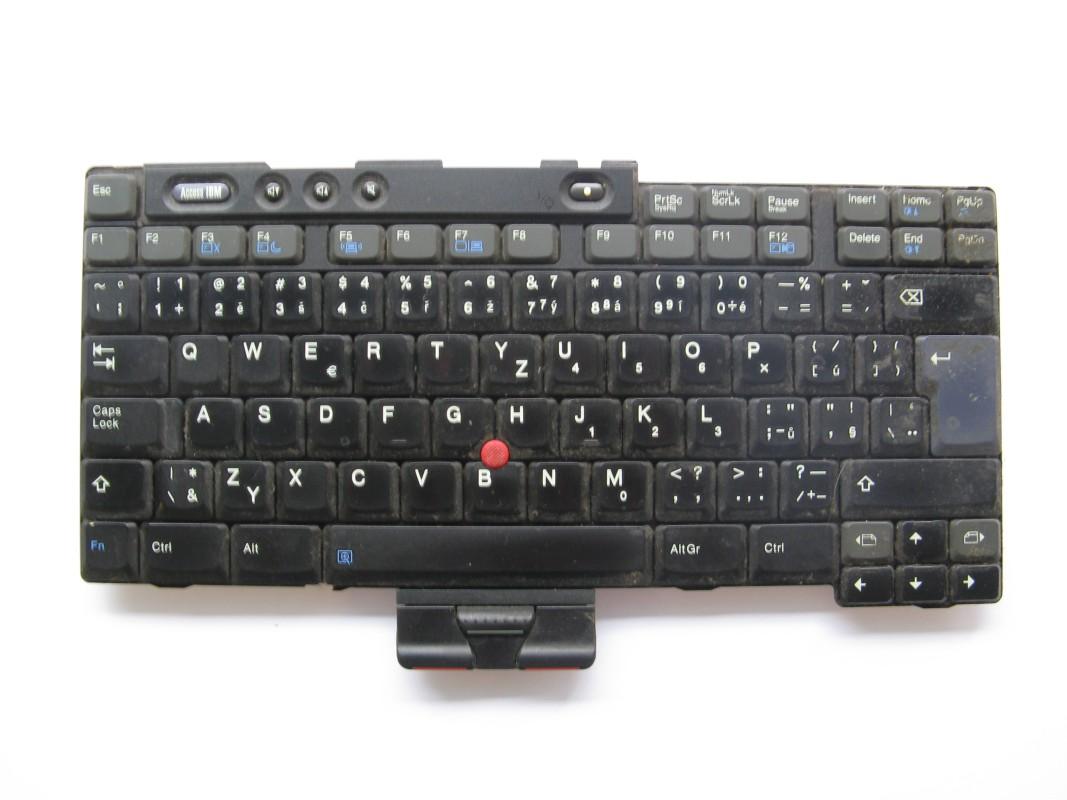 Klávesnice pro IBM ThinkPad R51