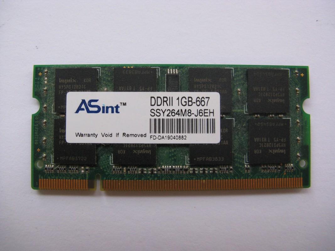 1GB DDR2 667MHz