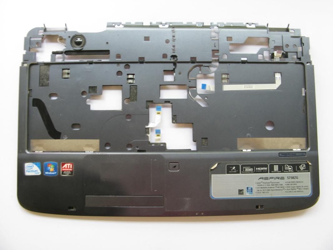 Vrchní kryt pro Acer Aspire 5738ZG