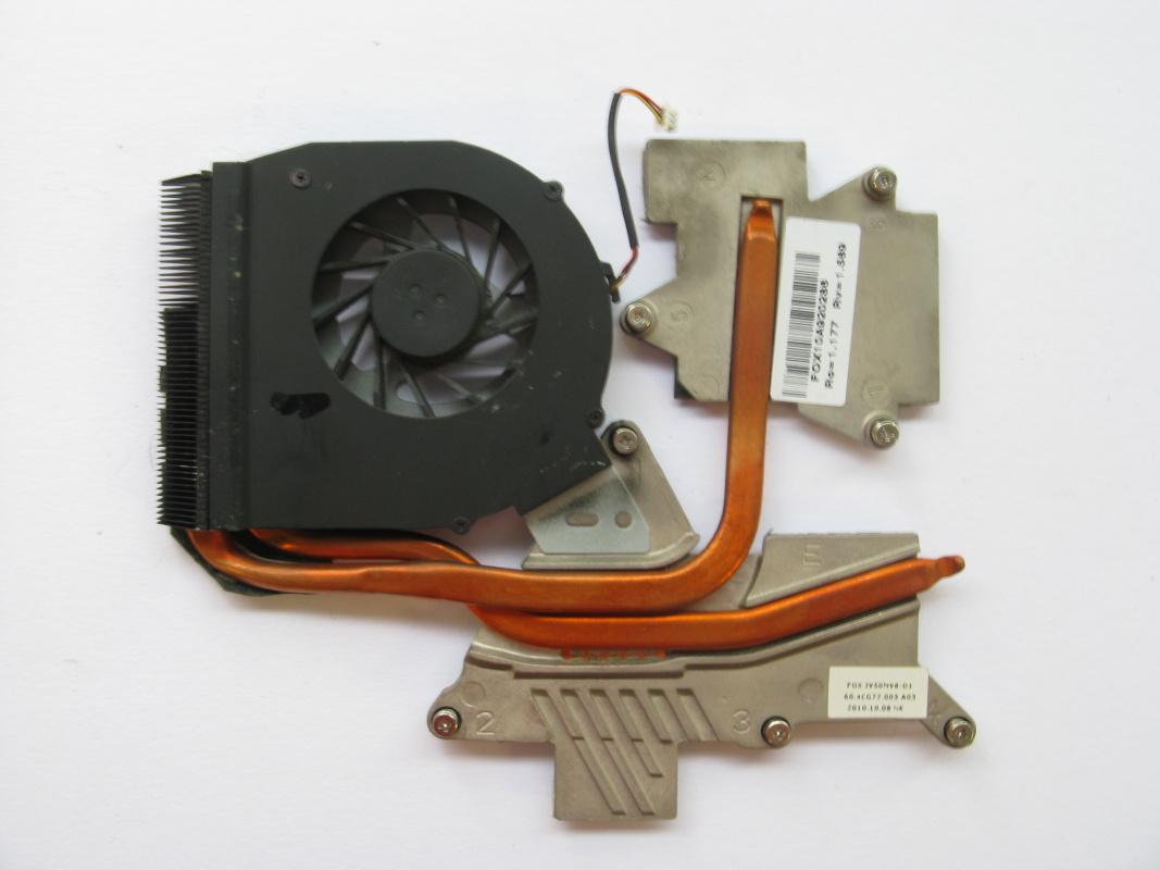 Ventilátor pro Acer Aspire 5738ZG
