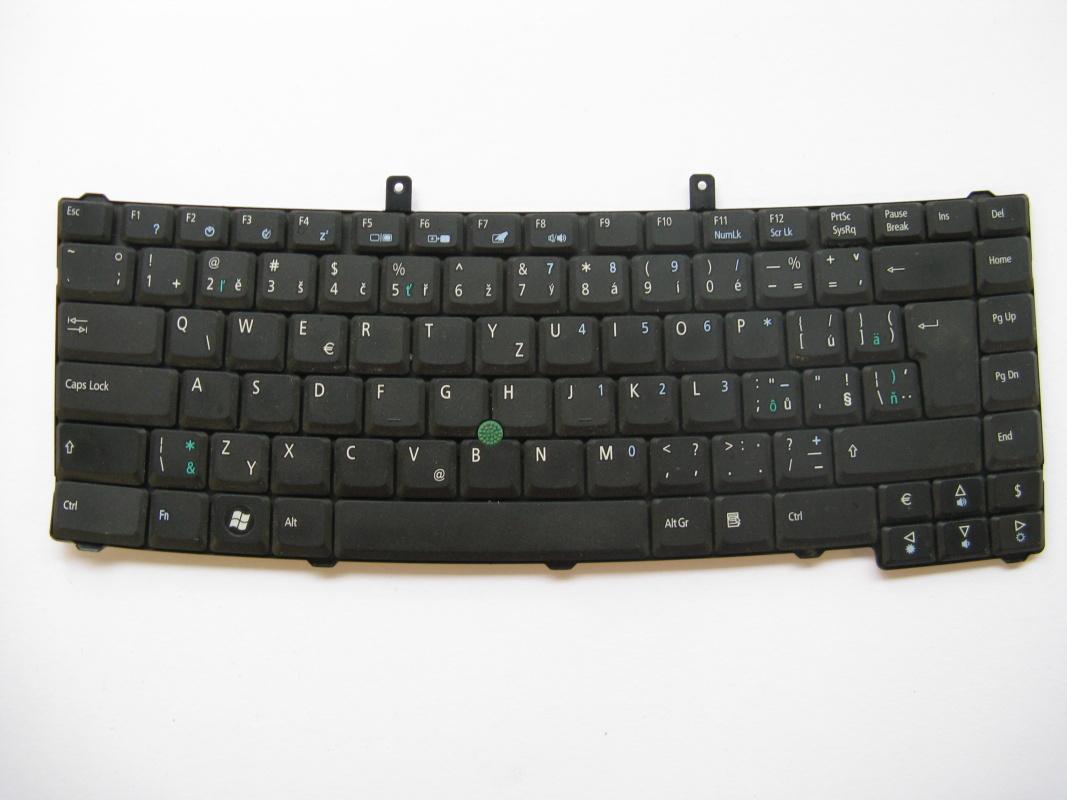 Klávesnice pro Acer TravelMate 6493