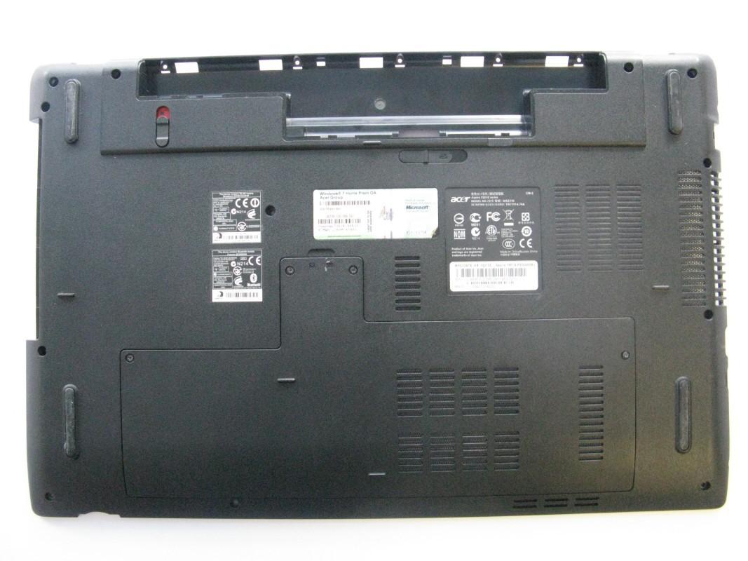 Spodní kryt pro Acer Aspire 7751G