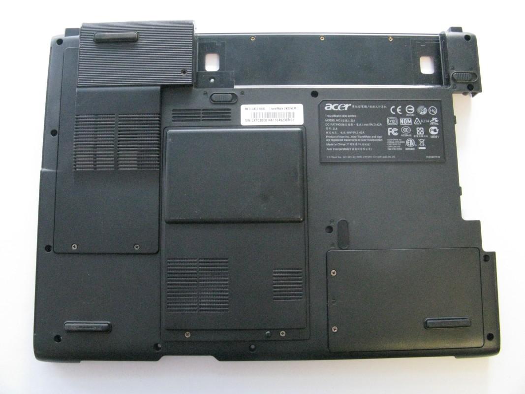 Spodní kryt pro Acer TravelMate 2430