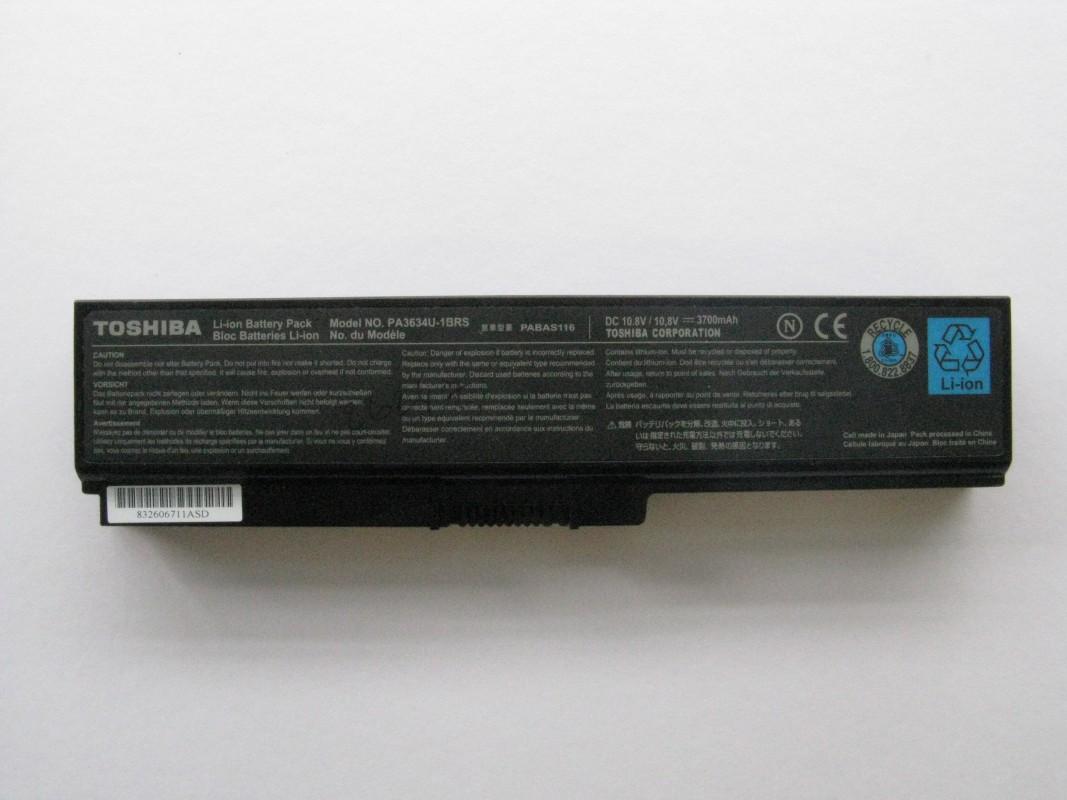 Baterie pro Toshiba Satellite U400-10L