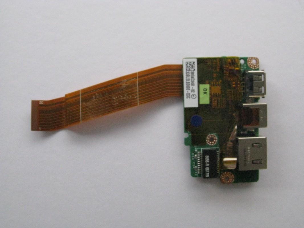 USB konektory pro Toshiba Satellite U400-10L