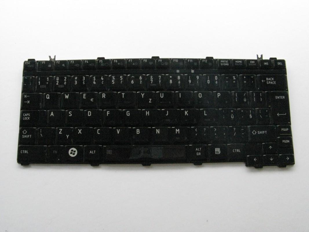 Klávesnice pro Toshiba Satellite U400-112