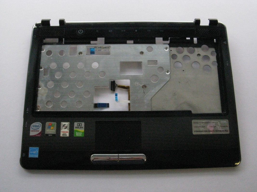 Vrchní kryt pro Toshiba Satellite U400-112