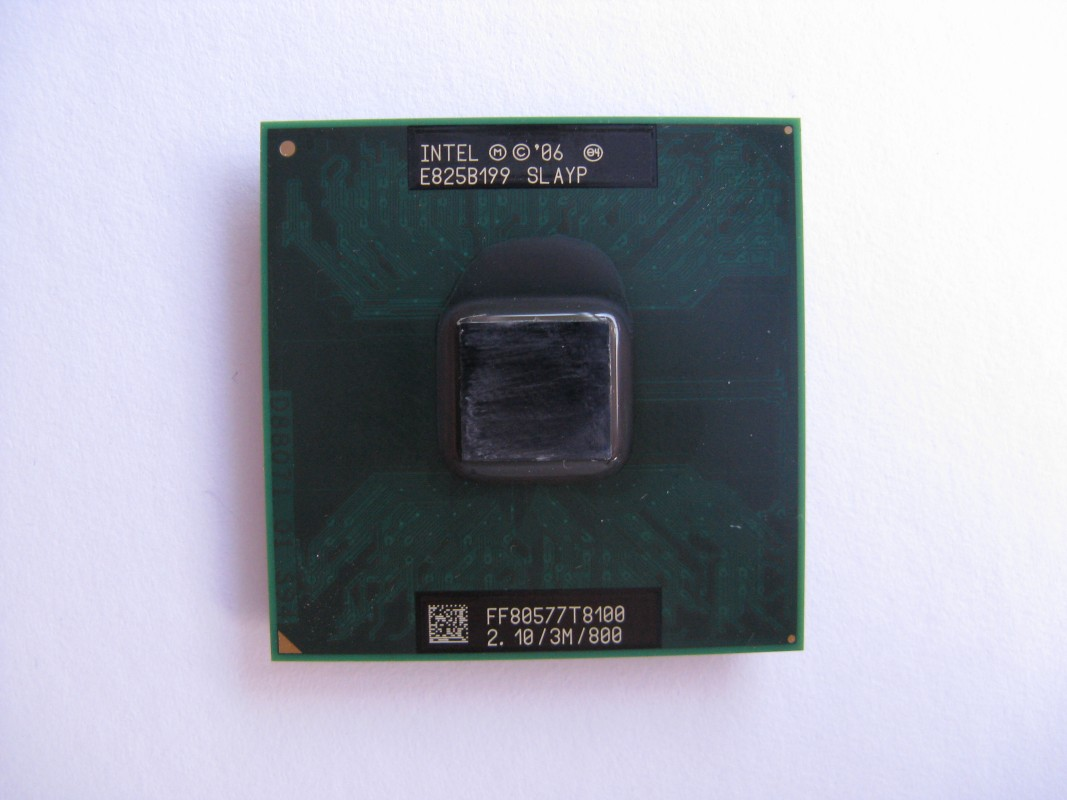 Intel Core 2 Duo T8100, 2.1GHz
