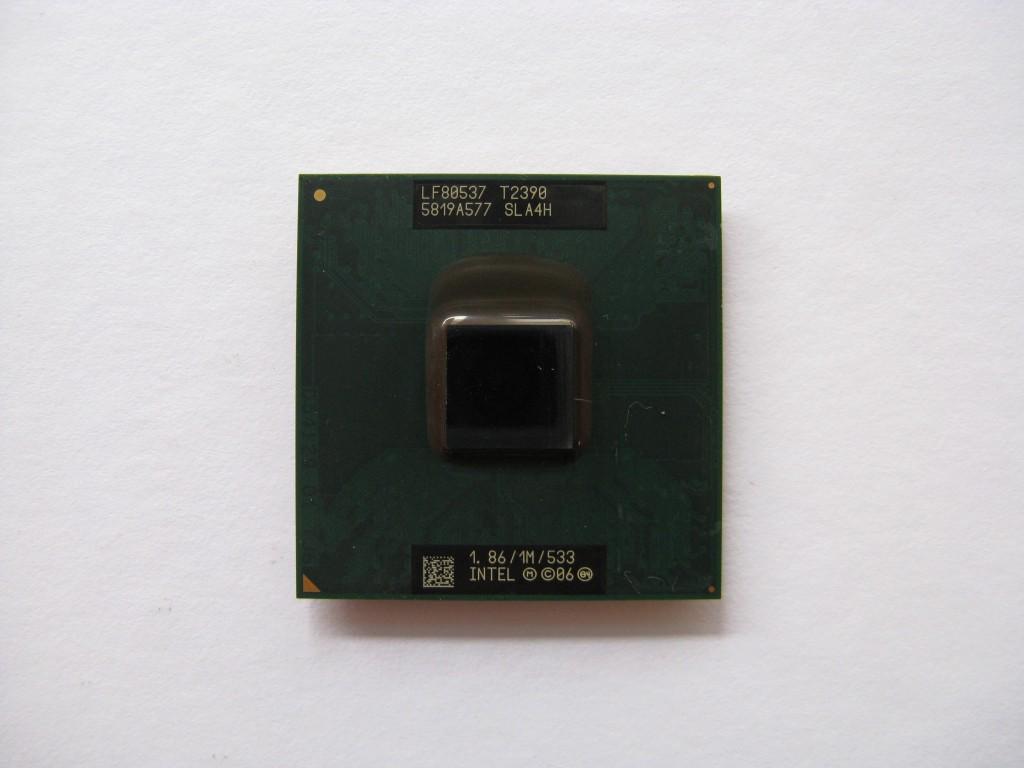 Intel Pentium T2390, 1.86GHz