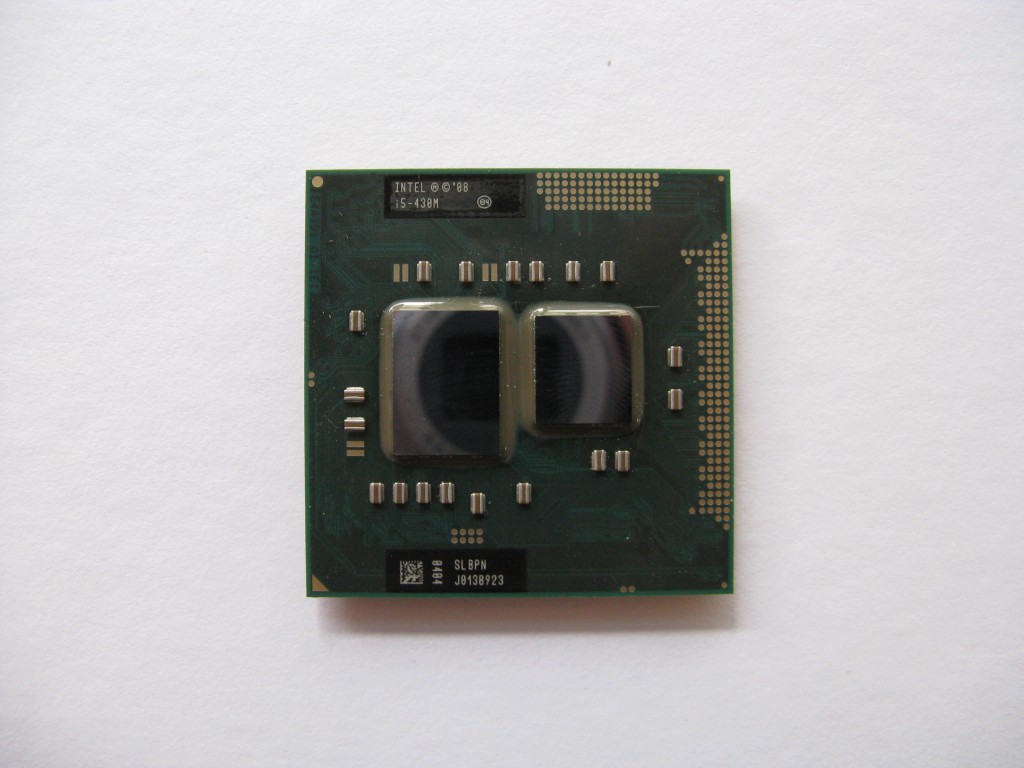 Intel Core i5-430M, 2.26GHz